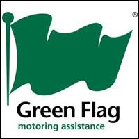 Grean Flag Breakdown Cover