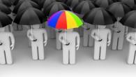 Person With Unbrella