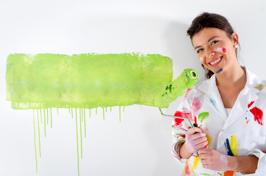 painting-roller-woman