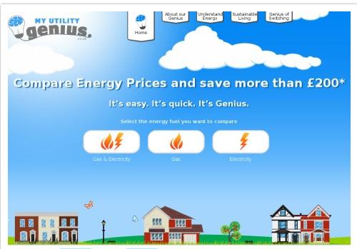 my utility genius website