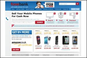 Fonebank Website