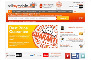 Sellmymobile Website