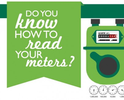 Do you know how to read your meter