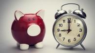 Time to savings money