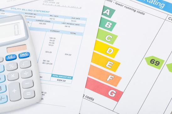 Utitliy Bill and Rate Card