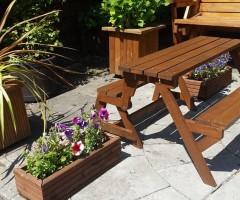 Handmade Planters Garden
