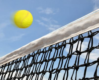 Wimbledon Tennis Net