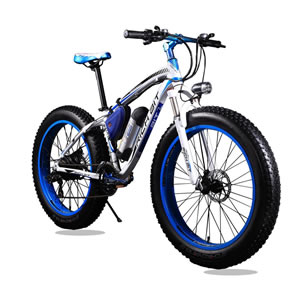 Cruiser Electric Bike