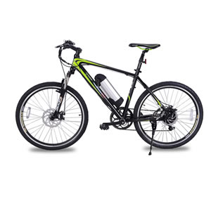 Green Edge Mountain Bike