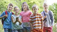 Children Geocaching